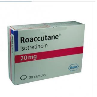 Роаккутан капсулы 20 мг, 30 шт.